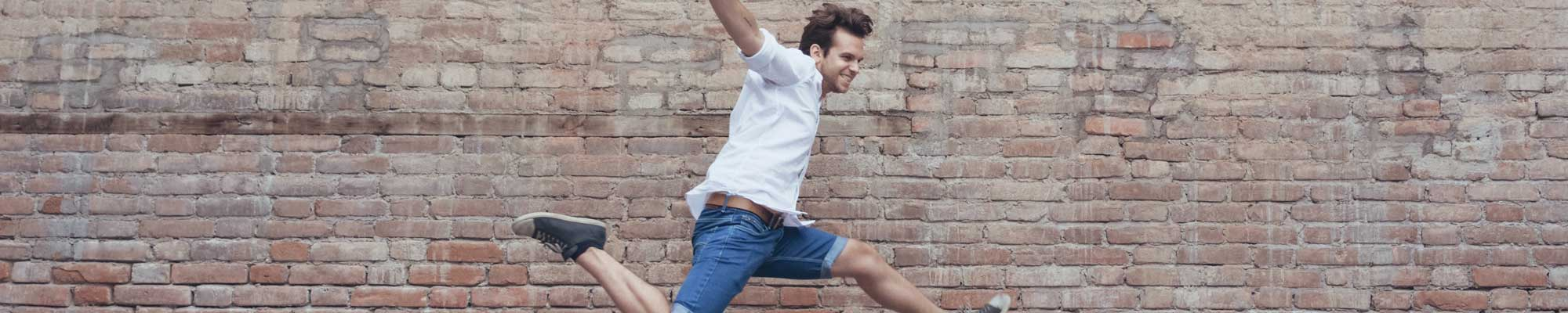 Leaping into your new existence