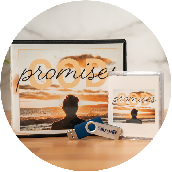 God Promises CD and USB series