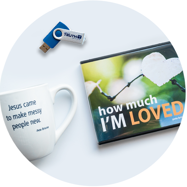 How Much I'm Loved Series and Quote Mug