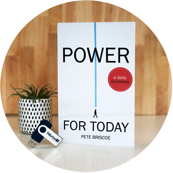 Power for Today devotional book