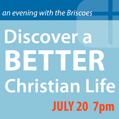Join us for an Evening with the Briscoes!