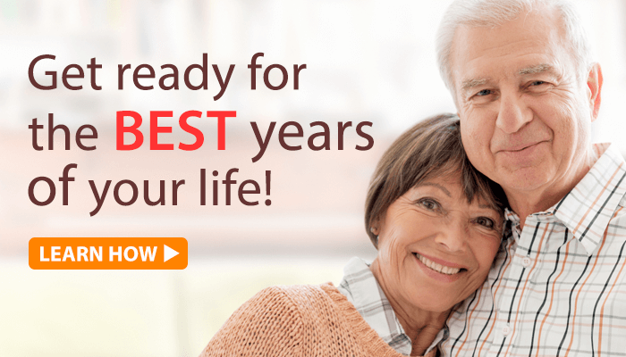 Get ready for the BEST years of your lfie!