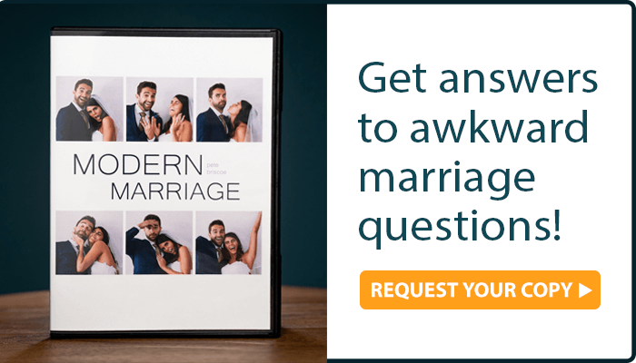 Get answers to awkward marriage questions!